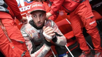 "MotoGP: Dovizioso: ""Those who wanted to race were thinking only of their own interests"""