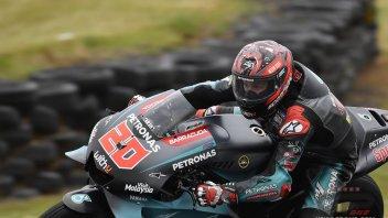 MotoGP: Quartararo salta le FP2 a Phillip Island, tornerà in pista domani