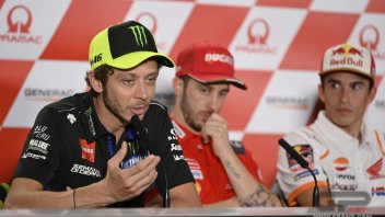 "MotoGP: Rossi: ""In MotoGP with my brother Luca? I'd like that."""