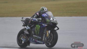 MotoGP: FP1 Phillip Island: Vinales 1°, Quartararo al centro medico