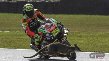 """MotoGP: Le nuove Michelin trasformano Iannone: """"Sono un aiuto per Aprilia"""""""