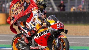 MotoGP: LIVE, Marc Marquez in conferenza a Madrid dal Campus Repsol