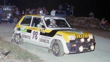 MotoGP: Dovizioso-Ciabatti: ritorno al futuro al Rally Legend di San Marino