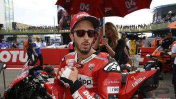 """MotoGP: Dovizioso è sicuro: """"A Motegi la Ducati sarà più veloce"""""""