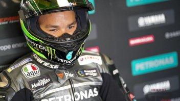 """MotoGP: Morbidelli: """"Sono meno veloce in gara e non so il perché"""""""