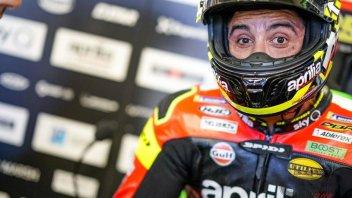 """MotoGP: Iannone: """"Oggi avrei potuto portare l'Aprilia sul podio"""""""