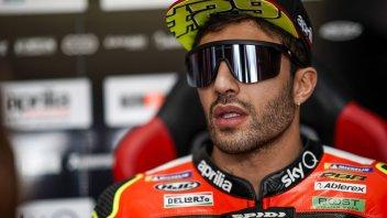 """MotoGP: Iannone: """"Il mio arrivo in Aprilia è stato produttivo"""""""