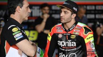"""MotoGP: Iannone: """"La mia Aprilia non ha potenza, ho le mani legate"""""""