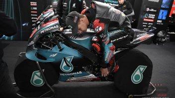 """MotoGP: Quartararo: """"È pericoloso correre con questo maltempo"""""""