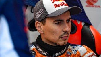 """MotoGP: Lorenzo: """"Ho chiesto di tornare alla Honda 2018, non è stato possibile"""""""