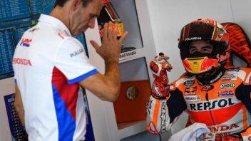 MotoGP: La caduta non ferma Marquez, è il favorito per la vittoria a Buriram