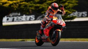 MotoGP: MARQZIANO: superMarc illude Vinales e sbanca Phillip Island