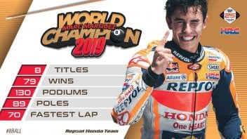 MotoGP: Marc Marquez, the eighth wonder