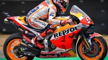 MotoGP: Marquez non 'stecca' e batte Quartararo per l'8° titolo