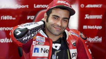 "MotoGP: Petrucci: ""In MotoGP basta essere al 99% per affogare"""
