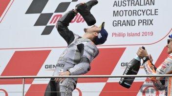 """MotoGP: Miller: """"Zarco ha saputo fare meglio di Lorenzo"""""""