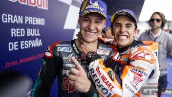 MotoGP: Quartararo: Buriram con la pioggia è già un esame Mondiale per il 2020