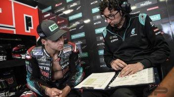 "MotoGP: Quartararo: ""Alla mia Yamaha non servono più giri motore"""