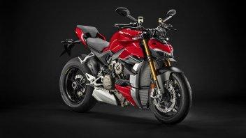 News Prodotto: Ducati Streetfighter V4, svelata la naked più attesa: 208 cv e 178 kg