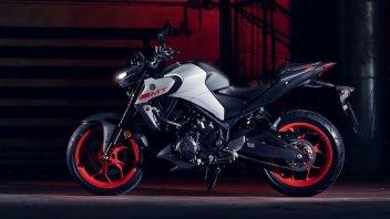 News Prodotto: Yamaha svela la MT-03 2020: la piccola peste