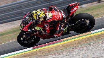 SBK: FP3: Bautista e la Ducati V4 nella morsa delle Kawasaki