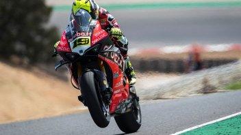 SBK: Bautista e la Ducati V4 mostrano i muscoli: è Superpole a El Villicum