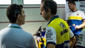 "SBK: Evan Bros smentisce Krummenacher: ""La sua Yamaha veloce quanto Cluzel"""