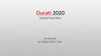 Moto - News: Ducati World Première 2020: la diretta streaming