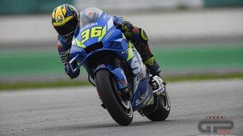 MotoGP: Sepang. Sorpresa Mir nel warm up: beffa le Yamaha