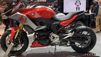 EICMA: BMW svela le nuove F900