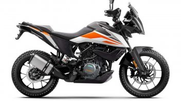 EICMA: KTM 390 Adventure: ora la gamma on-off è davvero completa