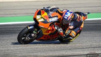 Moto2: FP2 Valencia: Binder fa il record e piega Fernandez e Di Giannantonio