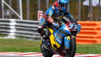 Moto2: Pole con vista sul titolo per Marquez in Malesia