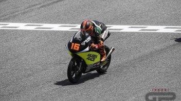 Moto3: FP1 Sepang, Migno davanti a Canet e Dalla Porta su pista umida