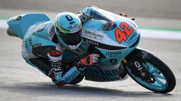 Moto3: FP1: Ramirez beffa tutti nella mattinata di Valencia