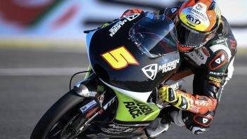 Moto3: FP2: Masia detta legge a Valencia, secondo Garcia