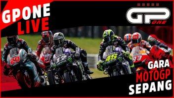 MotoGP: Cronaca LIVE del Gran Premio da Sepang: Vinales domina su Marquez!