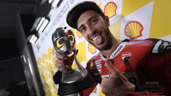 "MotoGP: Dovizioso: ""An important podium,  but I expected it to be with Marquez"""