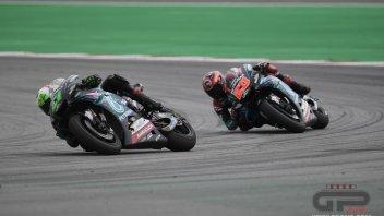 """MotoGP: Morbidelli: """"Non so cosa stia succedendo e non devo andare nel panico"""""""