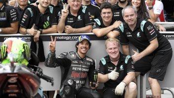 """MotoGP: Morbidelli: """"A Sepang voglio il podio, non importa quale gradino"""""""