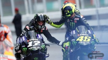 "MotoGP: Rossi: ""Nice to battle with Dovizioso, there's fair play among old timers"""