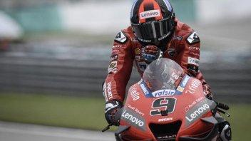 """MotoGP: Petrucci: """"Così non mi diverto, non voglio correre per un 9° posto"""""""