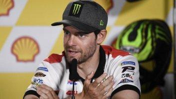 """MotoGP: Crutchlow: """"Lorenzo sulla Yamaha è stato come Marquez sulla Honda"""""""