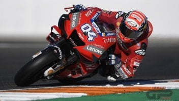 """MotoGP: Dovizioso: """"Ducati mi ha ascoltato: un'evoluzione importate"""""""