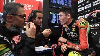"""MotoGP: Aleix Espargarò: """"Mi ispiro a Dovizioso per fare grande Aprilia"""""""