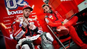 """MotoGP: Dovizioso: """"Inutile sognare il podio contro Marquez e Quartararo"""""""
