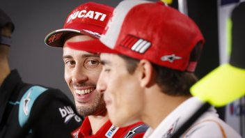 "MotoGP: Dovizioso: ""I want to postpone Marquez's party"""