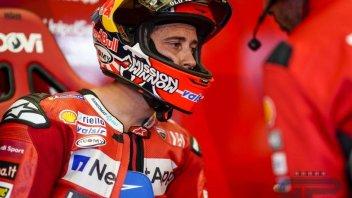 """MotoGP: Dovizioso: """"A Valencia io e la Ducati vogliamo chiudere in bellezza"""""""