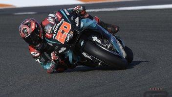 """MotoGP: Quartararo: """"La Yamaha M1 2020? Forse la proverò a Jerez, non è sicuro"""""""