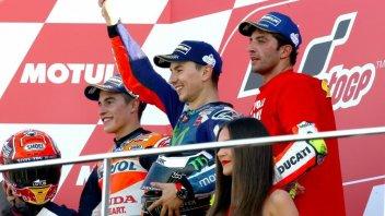 MotoGP: Valencia: l'ultima gioia Yamaha porta la firma di Jorge Lorenzo